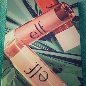 Elf 3 piece lip balm set (NEVER OPENED)